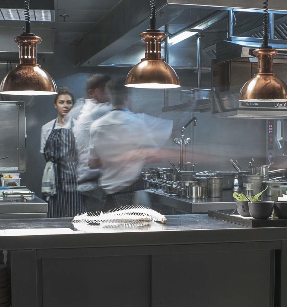 Fagn kitchen